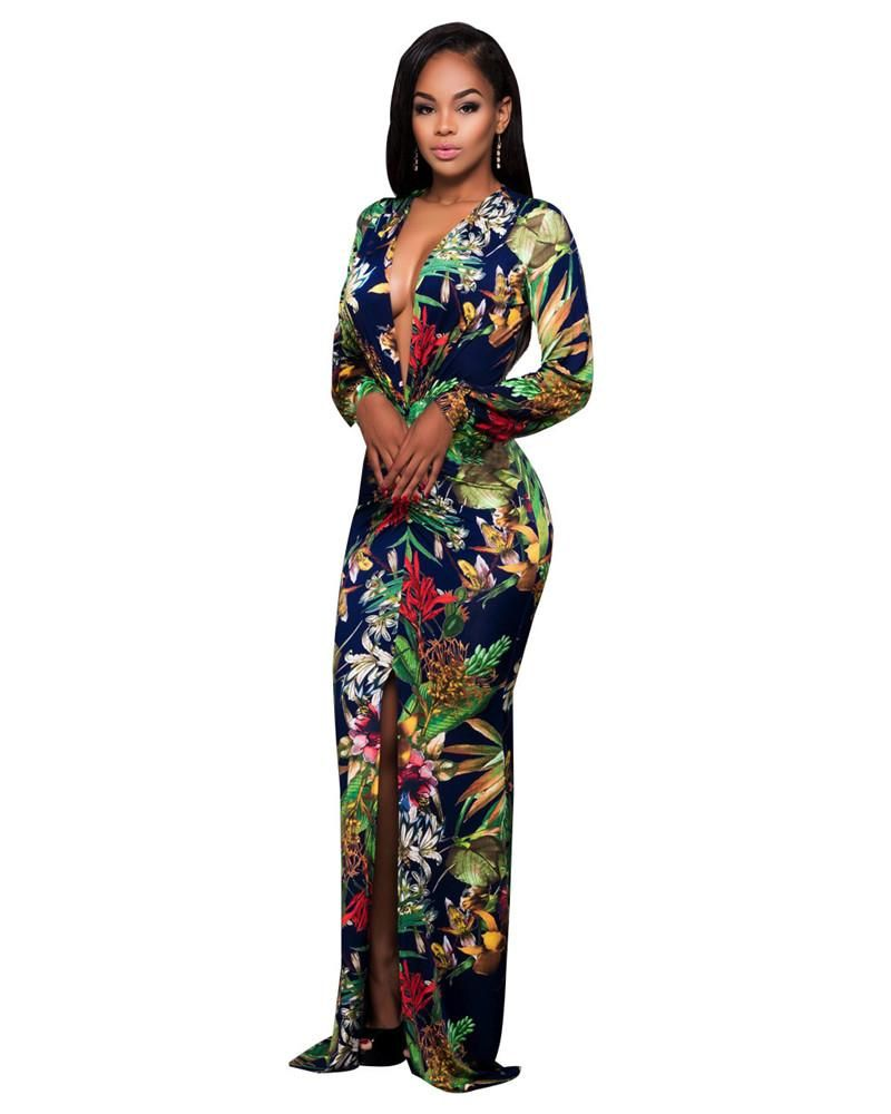 Floral printed bohemian maxi dress maxi dresses bohemian and floral