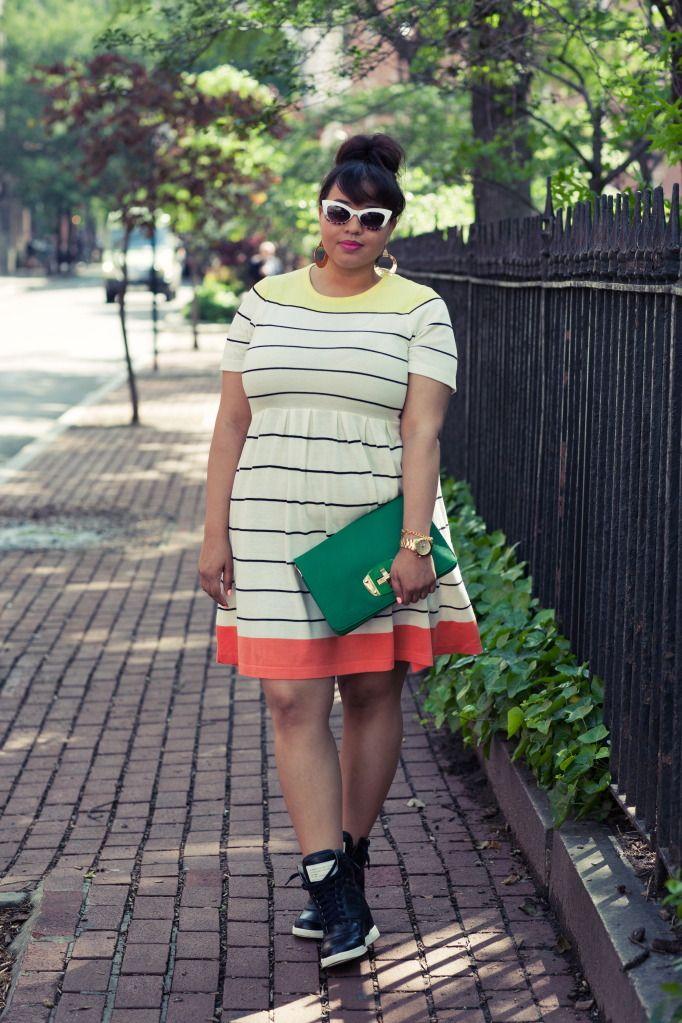 44da2bf7f16ac Curvy Girl Fashion - Love those shoes