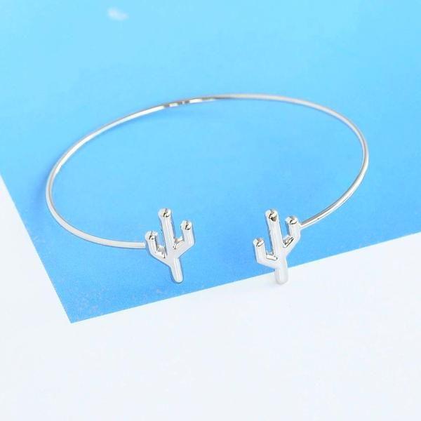 Far West Silver Bracelet