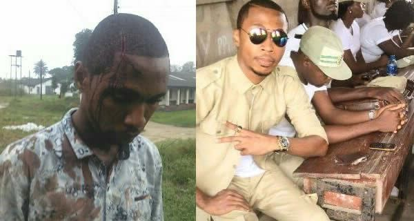 Photos: Armed bandits attack corpers' lodge in Rivers State, view details at http://goo.gl/LSlUzg