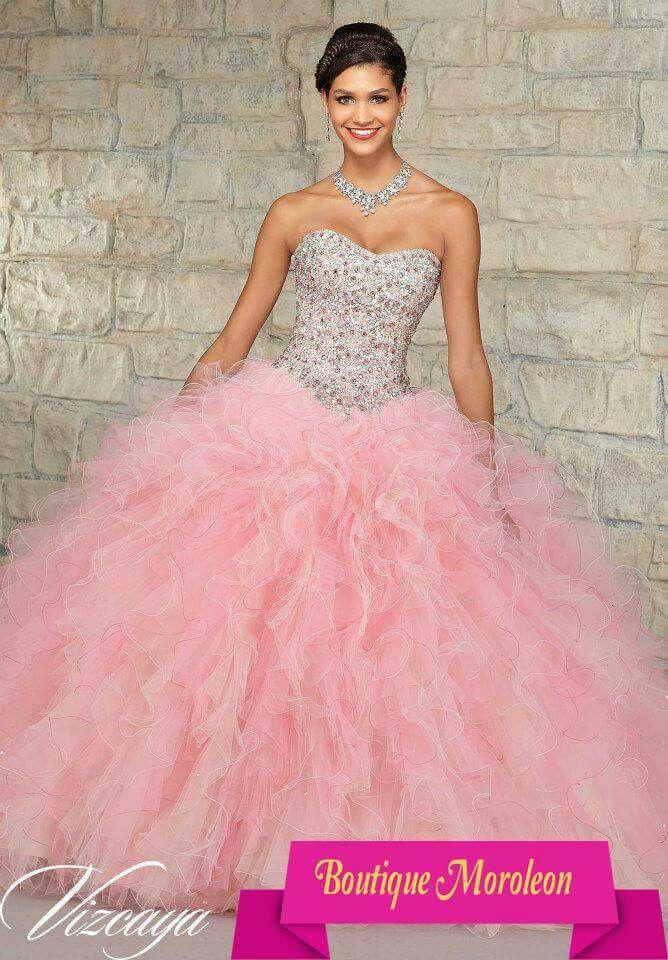 Quinceañera#boutique#Moroleon#vestidos   Quinceañera   Pinterest