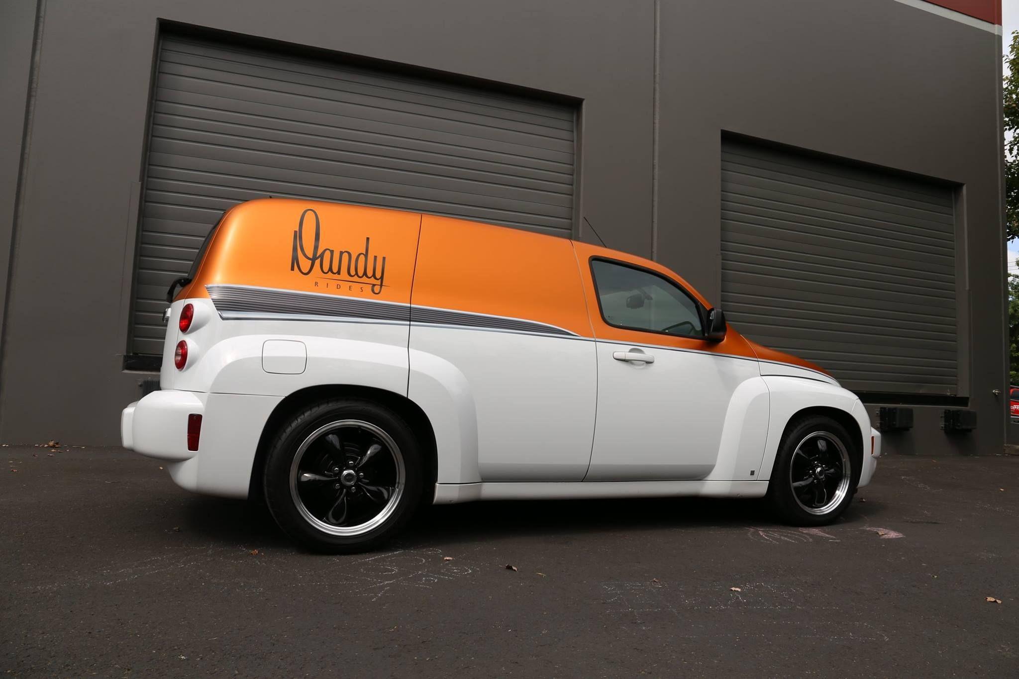 chevy hhr ss panel van for sale