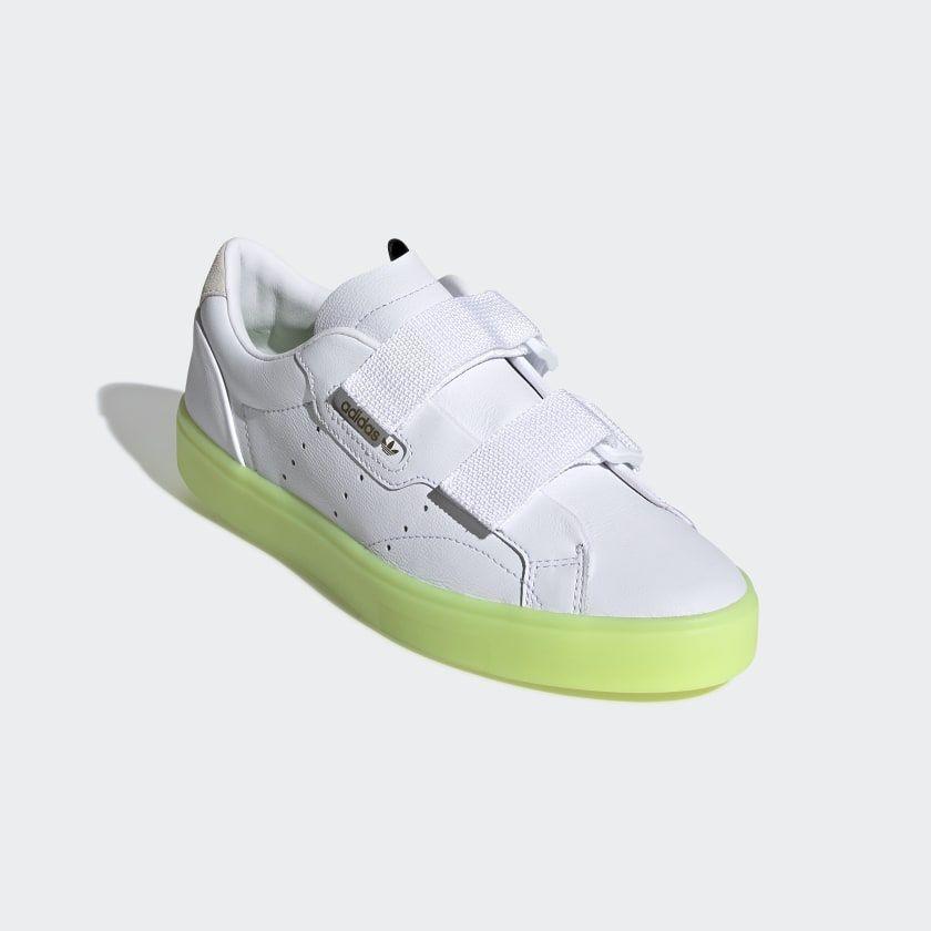 adidas Sleek S Shoes Cloud White