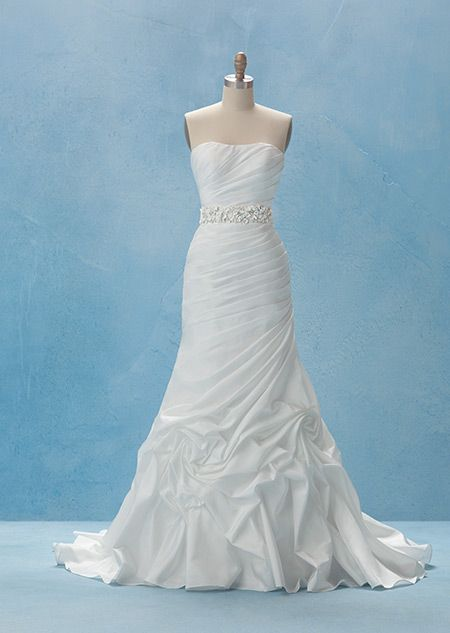 Rapunzel Gown - Collection 2 | Alfred Angelo Bridal Collection ...