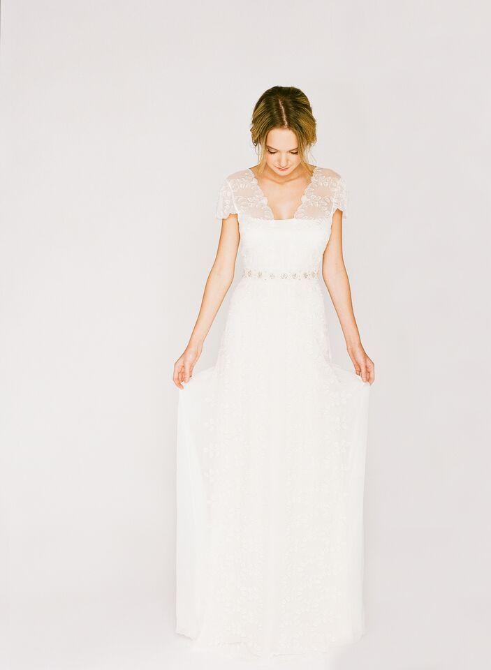 Victoriaruesche LD6015. Vintage Brautkleider - Finde dein Brautkleid ...
