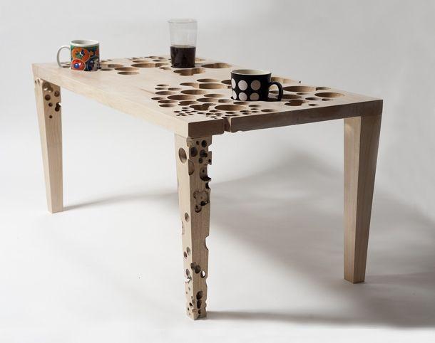 ARTS THREAD - Ashley Temudo - Super-able Table
