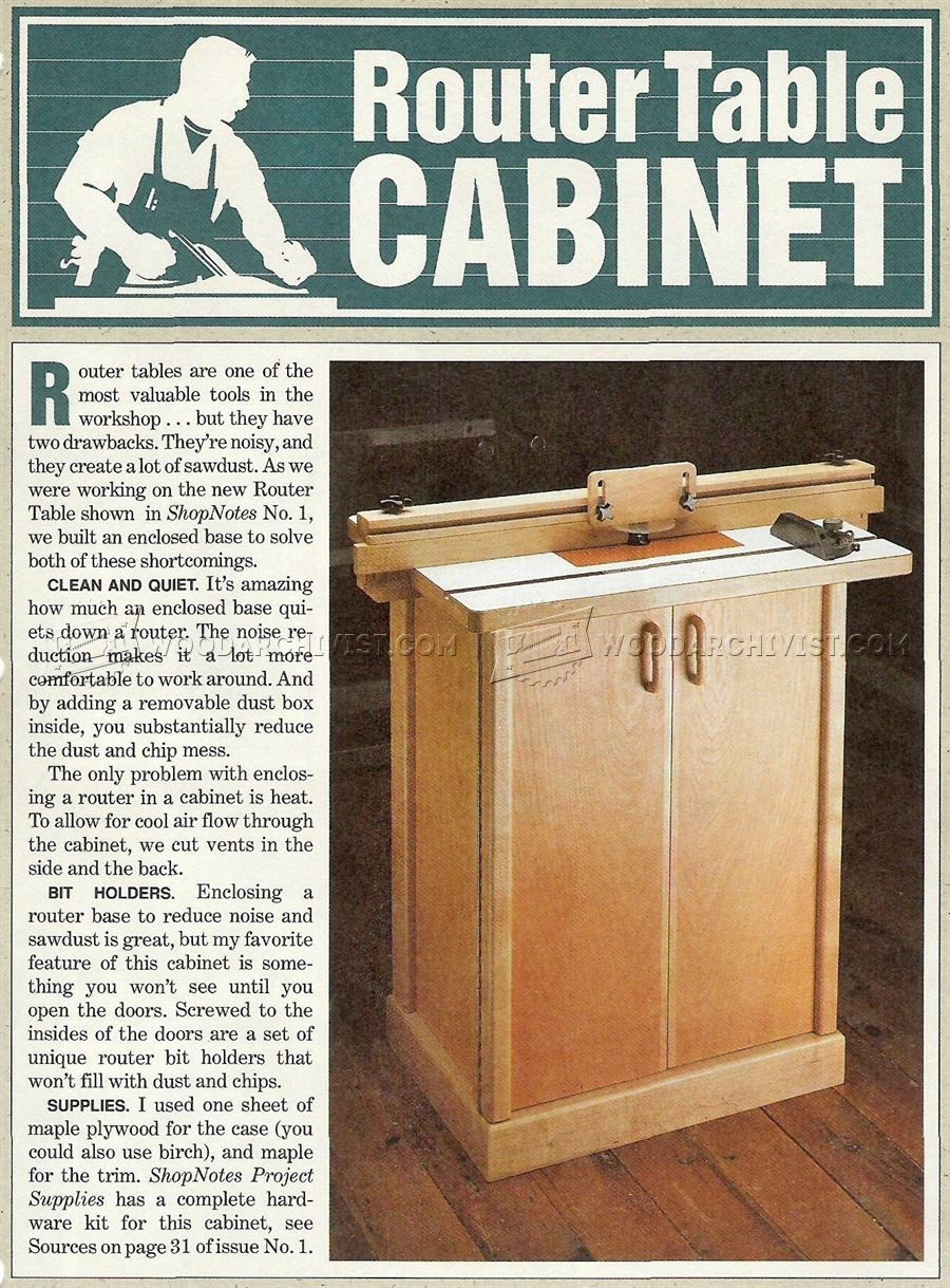 2173 router table cabinet plans router workshop projects 2173 router table cabinet plans router keyboard keysfo Gallery