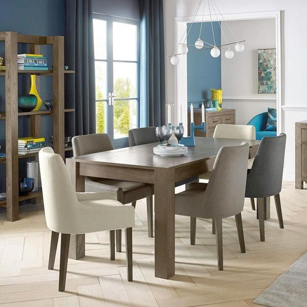 Fantastic How To Mix Match Your Dining Room Chairs Design Ideas Gmtry Best Dining Table And Chair Ideas Images Gmtryco