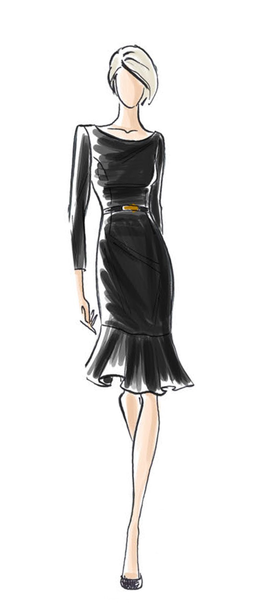 From Ivankau2019s Desk Dress Code | Hotel Uniform Sketches And Trump Hotels