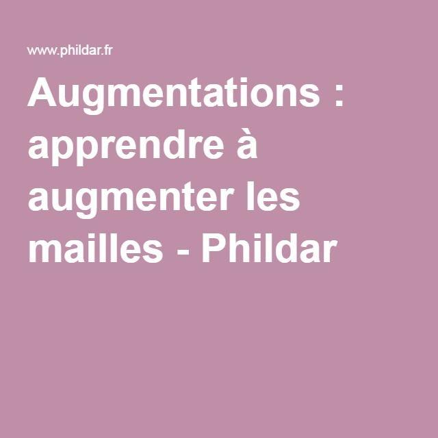 Augmentation Tricot Tuto Comment Augmenter Les Mailles