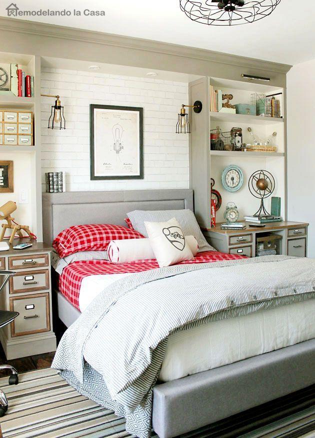 Farmhouse DIY Home Decor Ideas | Boys Room | Pinterest ...