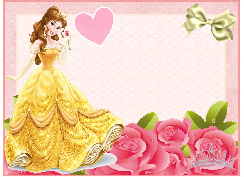 Открытка девочке принцессе, для