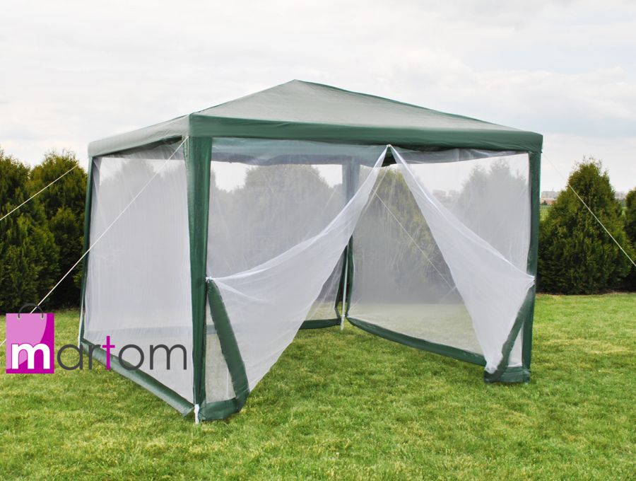 Hh61 Pawilon Ogrodowy Moskitiera 3x3m Namiot Tent Outdoor Gear Outdoor