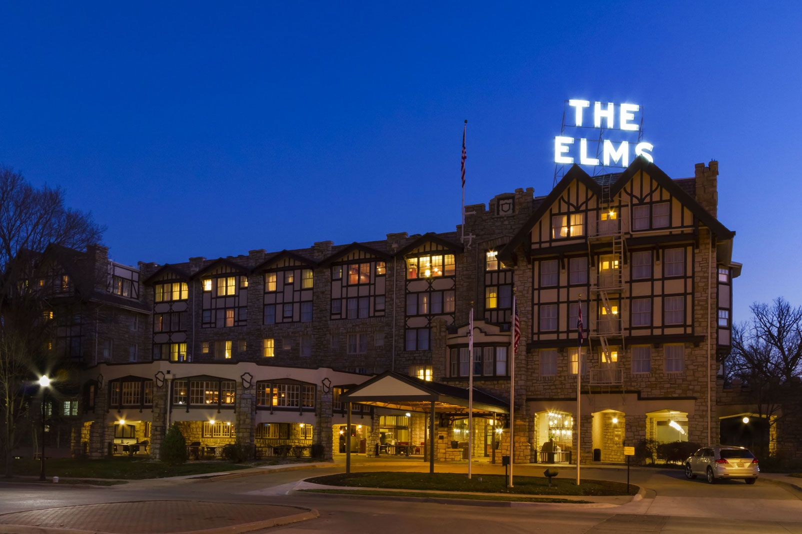 The Elms Hotel And Spa Hotels In Excelsior Springs Mo Just Found Out I M Going Tomorrow For My Birthday Present