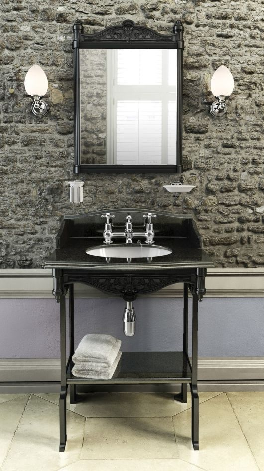 Downton Abbey Style From Burlington Bathrooms Vintage Bathroom