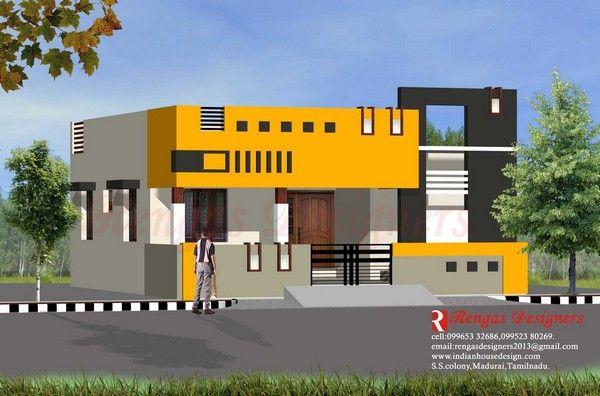 SINGLE FLOOR HOUSE DESIGNS13