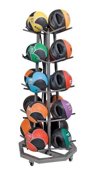 Premium Med Ball Tree Storage Solutions General Ball Storage Ball Fitness Storage