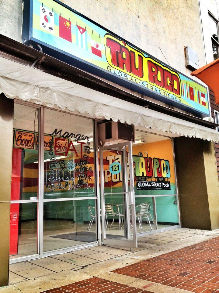 Tau Poco In Birmingham Al Central City Alabama Restaurants Restaurant