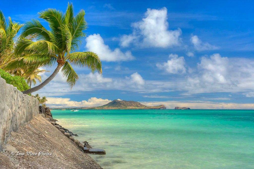 Lanikai Beach, Oahu, Hawaii. Photo By James Sor