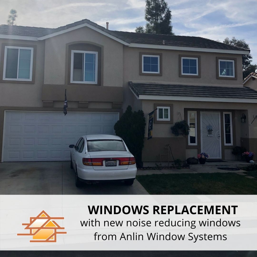 Replacement windows are a great idea if you live close to