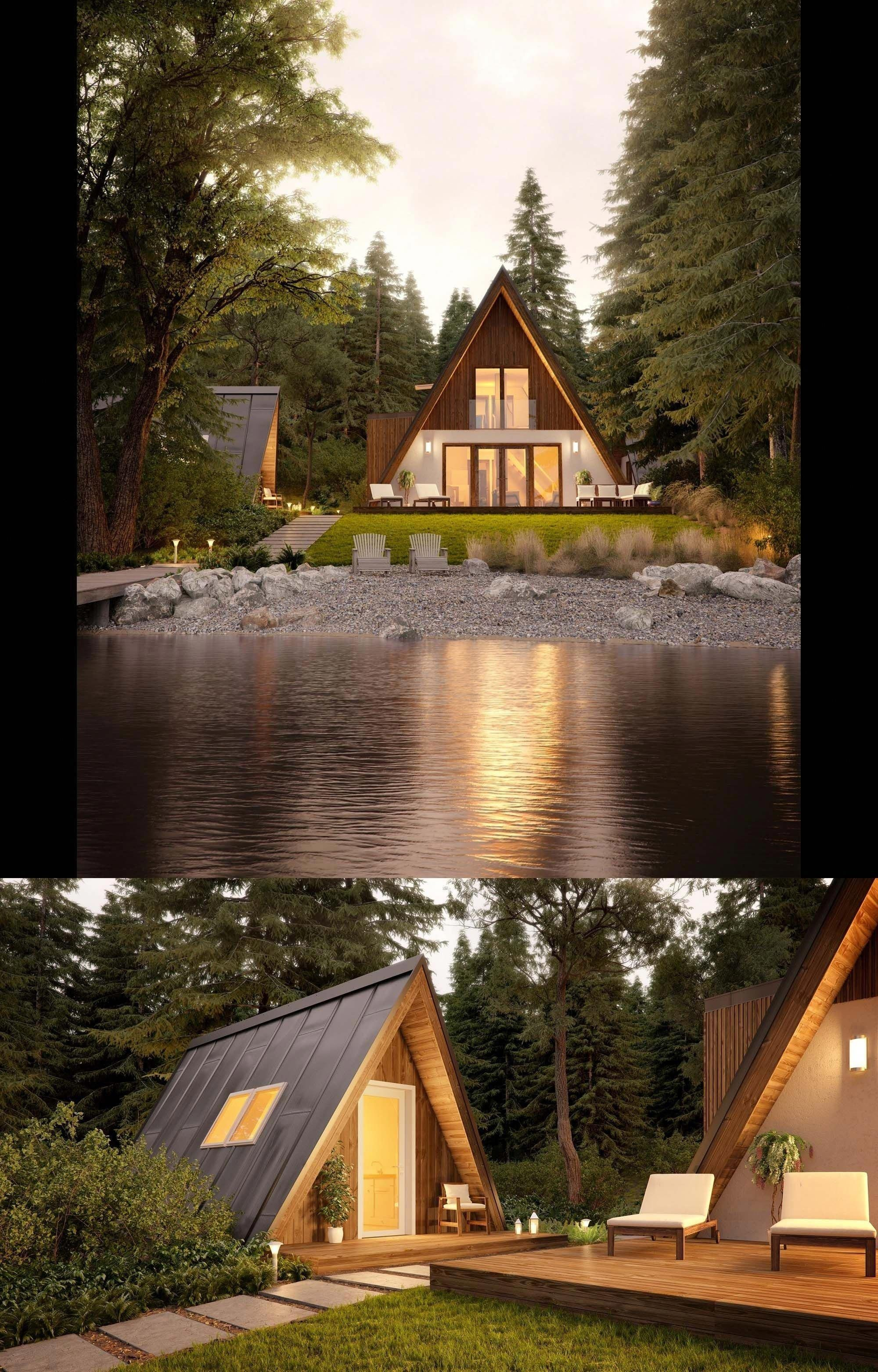 I Need This Stunning Thing A Frame House Plans Log Cabin Homes A Frame House
