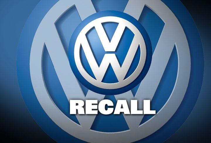 Volkswagen Recalls 38 000 Cars Volkswagen Mini Van Recall