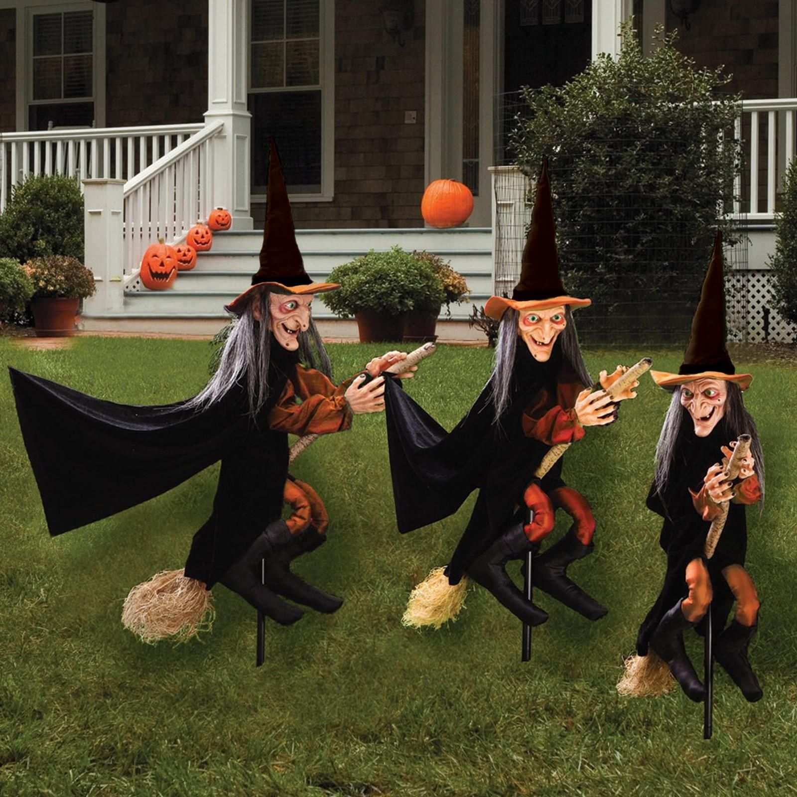 Halloween decorations  IDEAS  INSPIRATIONS Witchly Group - Halloween Yard Decorations Ideas