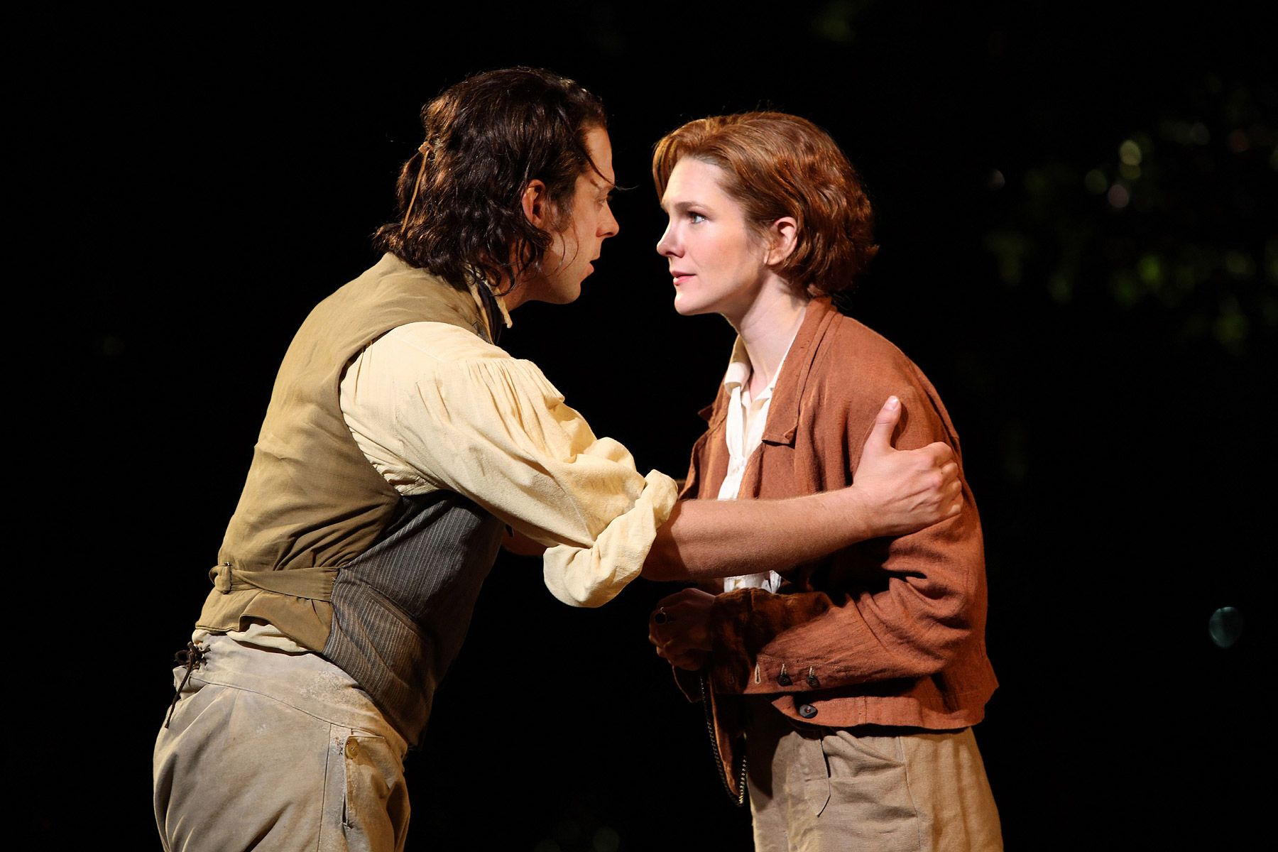 http://media.vogue.com/files/In the lush, green heart of Manhattan, As You Like It's Forest of Arden came to life last night, opening the fiftieth-anniversary season of the Public Theater's Shakespeare in the Park at the Delacorte Theatre.