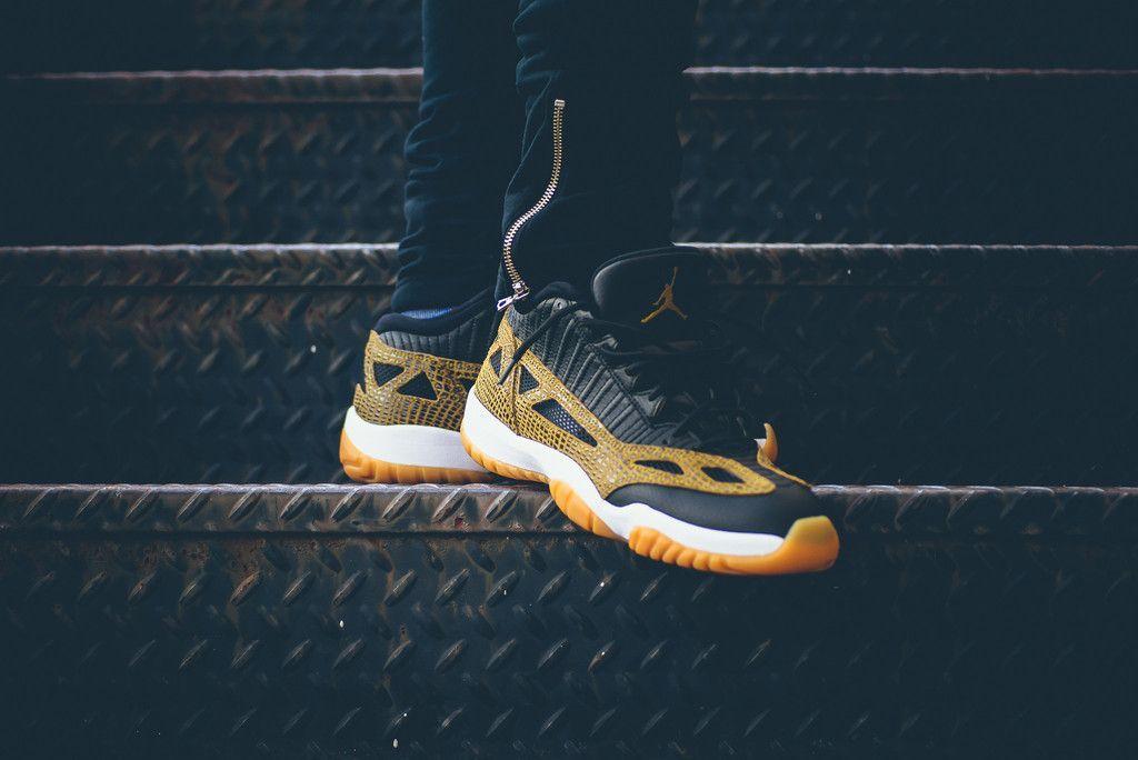 """best service 8f71e 89618 Air Jordan 11 Retro Low IE """"Snakeskin"""" (Release Date) - EU Kicks  Sneaker  Magazine"""
