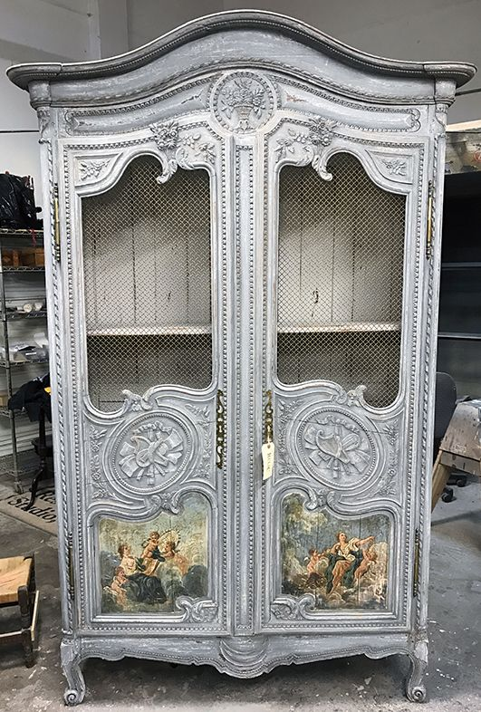 Pin By Relic Antiques On Relic Antiques Blue Gray Paint