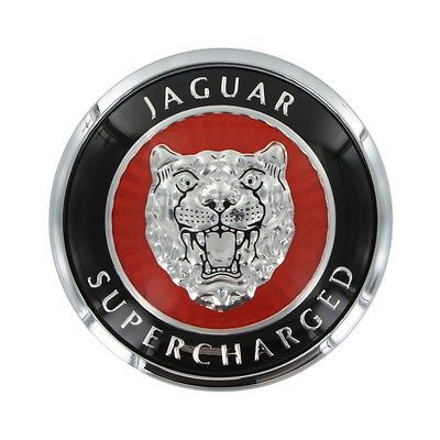 Jaguar Supercharged Xkr Hood Bonnet Badge Emblem 99 02 Hjb5900aa Ebay Jaguar Badge Jaguar Car