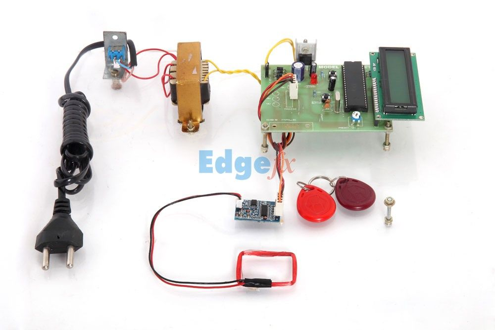 RFID Based Attendance System - The main objective of this project is ...
