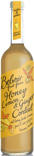 Belvoir Fruit Farms has two new warming cordials Honey Lemon & Ginger and Apple Plum & Cinnamon. Potential Beverage Innovation Awards winner at Drinktec?