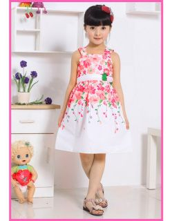Pretty dress floral