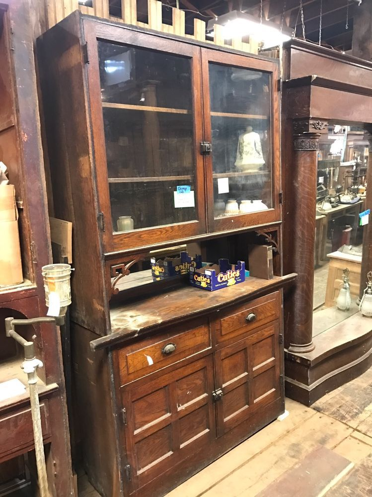 Antique Arts And Craft Built In Cabinet China Cabinet Butlers Pantry Built In Cabinets China Cabinet Butler Pantry