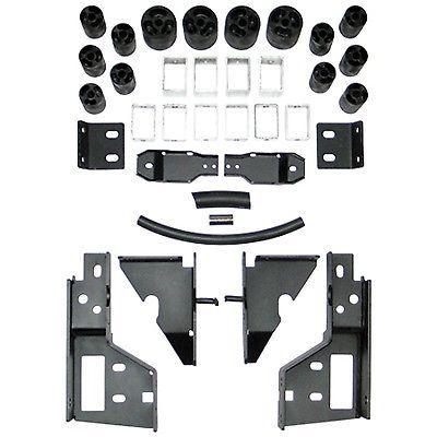 2012 Nissan Frontier Lift Kit