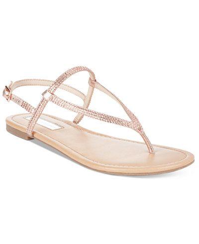 ce614ba8c99 INC International Concepts Women s Macawi Embellished Flat Sandals ...
