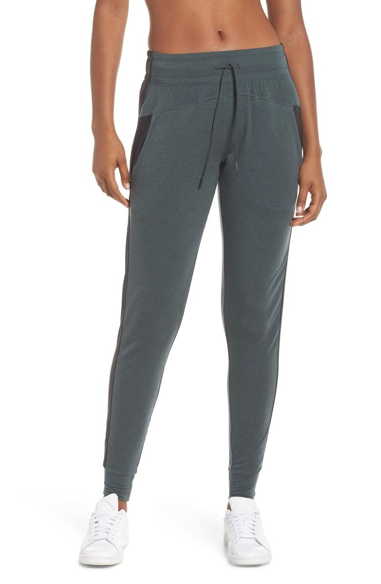 d0130f6a95c8b3 Free shipping and returns on Zella Milla Jogger Pants at Nordstrom.com.  With slimmer tailoring accented by color-blocked styling, these  weekend-ready ...