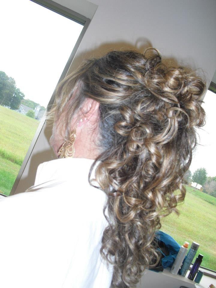 curls..