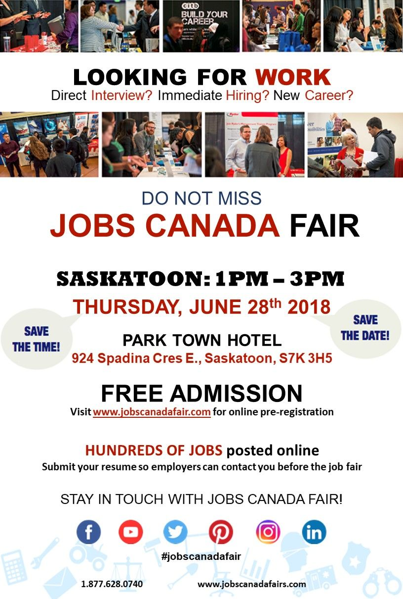 Looking for a job? Immediate hiring? Direct interview? JOBS CANADA ...