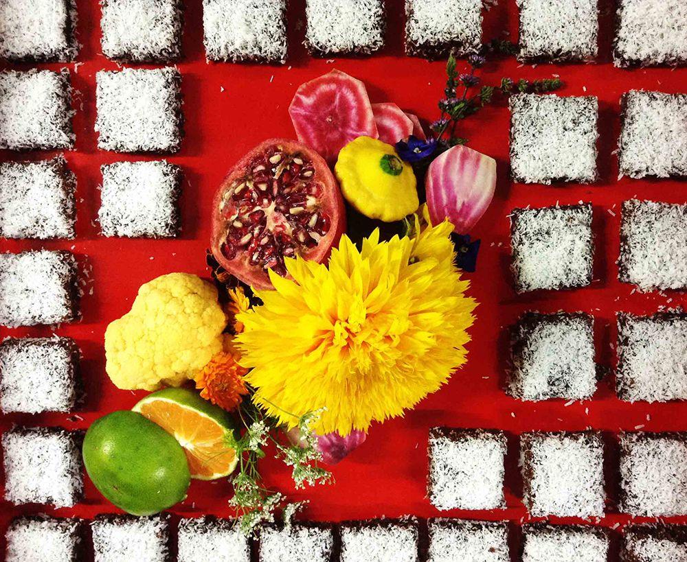 Marie Chemorin | Vanessa Bruno | Présentation collection été 2016 ©Elise Lucas #cocktail #food #pressday #vanessabruno #mariechemorin