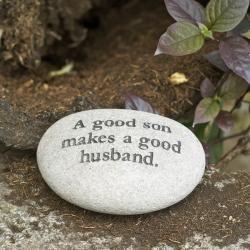 what makes a good son