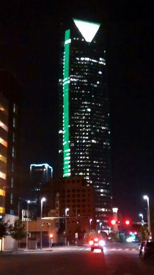 Pin By Desert Rose On Saudi Arabia Downtown Oklahoma City Building Downtown