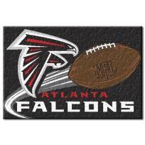 "Atlanta Falcons NFL Tufted Rug (30""x20"")"