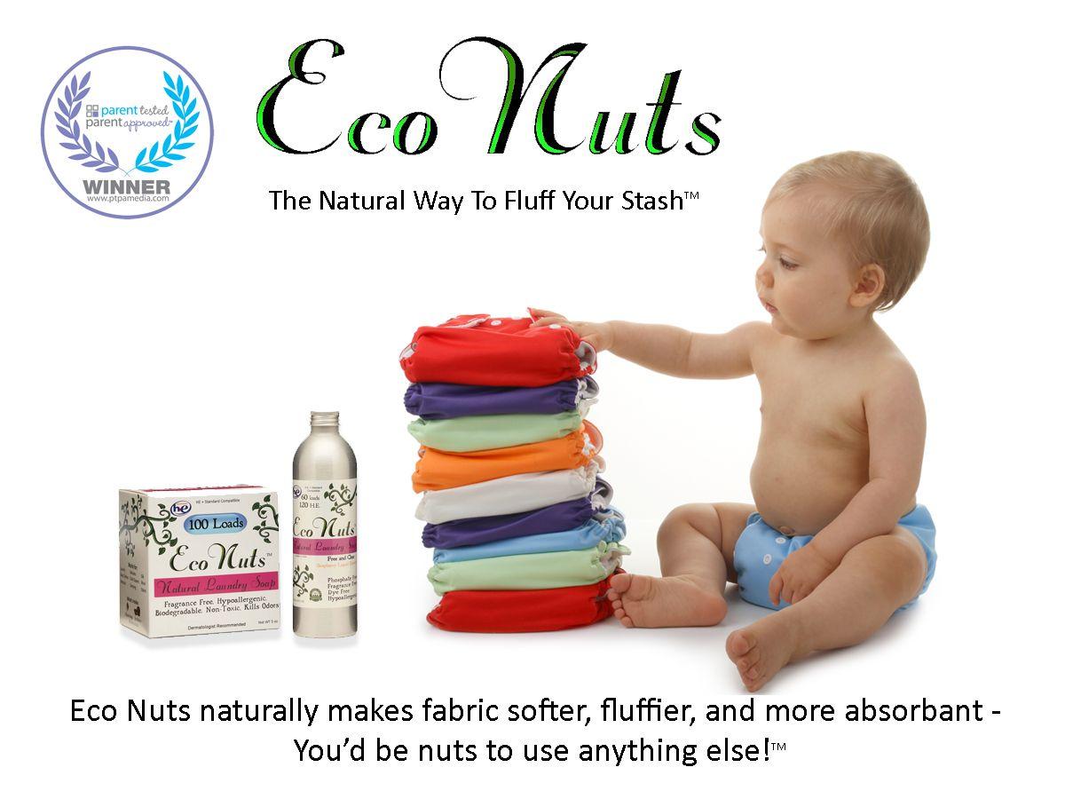 Eco Nuts Cloth Diaper Detergent Soap Nuts Cloth Diaper
