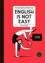 Agenda 2016 Blackie Books English Is Not Easy