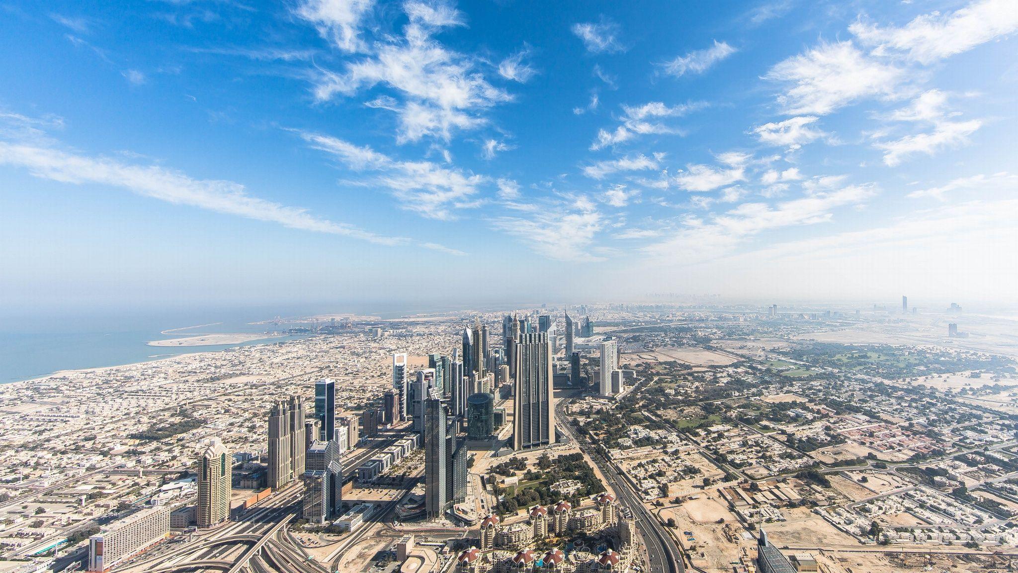 Dubaï City - Burj Khalifa by Hani Kanaftchian Photography on 500px