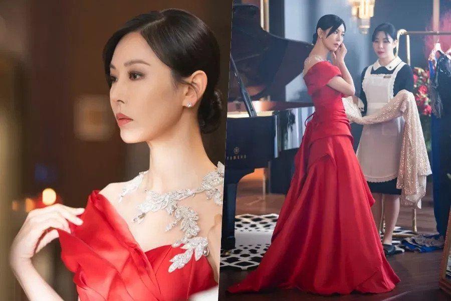 "Kim So Yeon Returns More Glamorous Than Ever In Sneak Peek Of ""The Penthouse"" Season 2"
