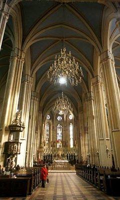 Zagrebin katedraali.