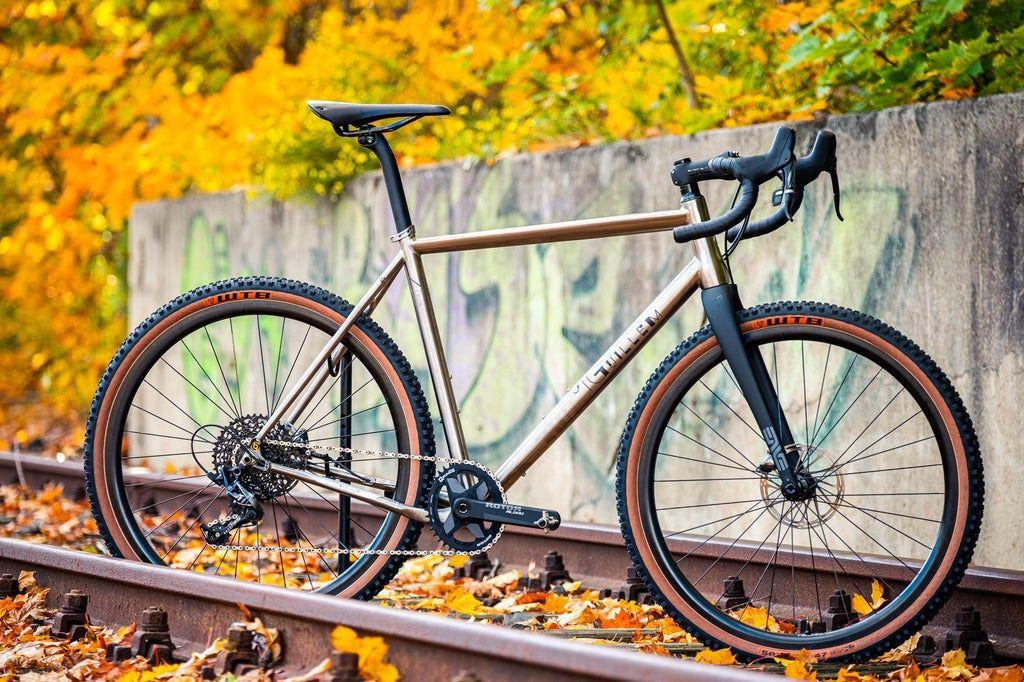 J Guillem Atalaya Titanium 650b Bike Bikeporn Titanium Road